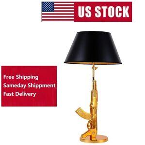 Modern Philippe Starck Design AK47 Gun Table Lamp Desk Table Lamp Reproduction