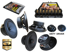 NIB CDT AUDIO ES-UNITY7.5 COMPLETE COMPONENT AND  COAX SET FREE GIFT LOOK!!!!