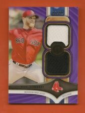 CRAIG KIMBREL - 2018 Topps Tribute Dual Relic Jersey Purple #17/50 - Red Sox