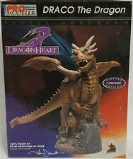DRAGONHEART : VINYL DRACO MODEL KIT - LIMITED TO 5000 WORLDWIDE