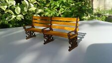 G Scale Garden Bench - Large