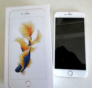 iPhone 6S Plus 64GB Gold Unlocked AT&T Verizon Spectrum T-Mobile