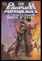 Punisher Movie Special Trade Paperback TPB Dolph Lundgren 1989 Movie Adaptation
