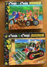 K'NEX KONSTRUCTORS SET 21513 Or 22168 3 MODELS IN EACH CONSTRUCTION TOY 1998