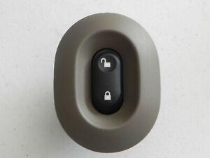 Ford Explorer Mercury Mountaineer Aviator Lift Gate Lock Switch and Bezel Tan