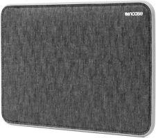Incase Apple MacBook Laptop Icon Sleeve Case w/Tensaerlite and Ecoya 12 in gray