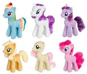 My Little Pony MLP Plüschtier 27 cm süße Schmusetier Kuscheltier für Kinder Neu