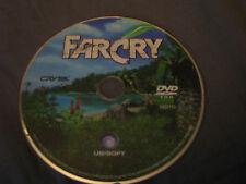 Far Cry. PC DVD. No case