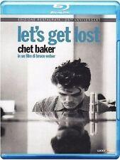 Blu Ray LET'S GET LOST- (Edizione Restaurata - 25' Anniversary) ......NUOVO