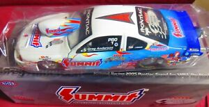 GREG ANDERSON, 2005 SUMMIT RACING, 1/24 AUTHENTICS PRO STOCK, DRIVER OF THE YEAR