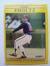 1991 Fleer baseball cards pick any 50 cards