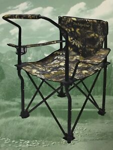 Sniper Seat Camo Shooting Chair with adjustable legs, Hunting Chair