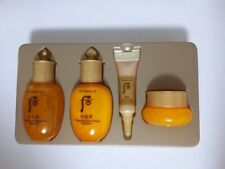 The History of Whoo Gongjinhyang 4pcs Special Gift Set Korea Cosmetics K-Beauty