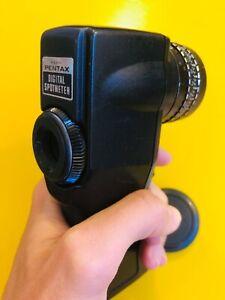 Pentax Asahi Digital Spotmeter