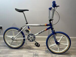 Raleigh Team Burner BMX