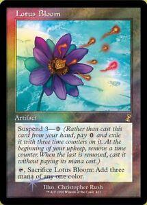 1X Lotus Bloom - Time Spiral Remastered - NM/EX MTG CARD
