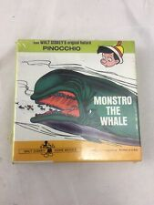 Sealed - MONSTRO THE WHALE - 8mm - Walt Disney Home Movies - B&W - Silent