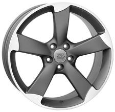 4x 20 inch x 8.5 GIASONE SET of Wheels AUDI Q3 Q5 Q7 - OEM COMPATIBLE (ITALY)