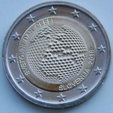 Pièce commémorative neuve de 2 euro ( Slovénie 2018 )