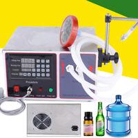 USED 110V Electric Liquid Filling Machine Cosmetic Filler Cream Shampoo 17L/min