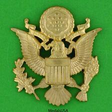 U.S. Army Officer male Cap Visor Hat Badge