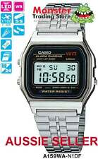 CASIO WATCH VINTAGE RETRO 80's A159WA-N1DF A158 A158WA A159 A159WA