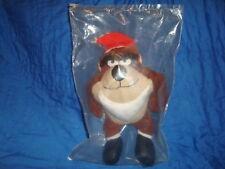 Tazmanian Mcdonald's Plush Christmas Taz Santa 1992 MIP