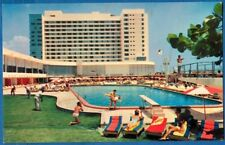 Deauville Hotel, On The Ocean At 67th Street, Miami Beach, Florida 1964