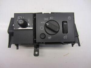 03 04 05 06 07 Hummer H2 Headlight & Rear Windshield Wiper Control Switch Unit