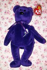 Original 1st Edition Ty Princess Diana 1997 Beanie Baby No Number No space