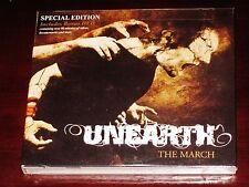 Unearth : le Mars - Limitée Édition Spéciale CD + Coffret DVD 2009 Chansons