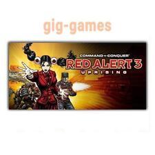 Command & Conquer: Red Alert 3 - Uprising PC Steam Download Link DE/EU/USA Key