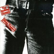 THE ROLLING STONES (STICKY FINGERS - REMASTERED CD SEALED + FREE POST)