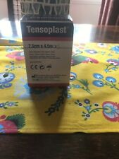 Tensoplast Elastic Adhesive Bandage BP 7.5cm x 4.5m Stretched SINGLE PACK