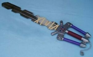 Kingdom Hearts Sora Fenrir Keyblade with Stand