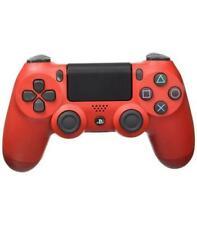 Sony Dualshock 4 V2 Gamepad Mando Inalámbrico - Rojo