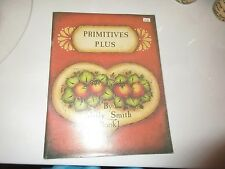 1978 Primitives Plus by Milly Smith Book 1 -Art Painting - Decorative Tole