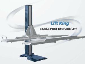 Lift King LK-SPP25 Single Post Parking Hoist