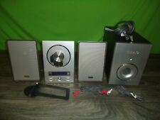Teac CD X9 mini stereo slim line system
