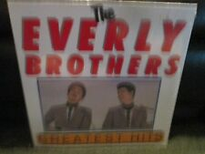 the everly brothers greatest hits  holland import  sealed
