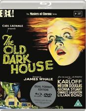 The Old Dark House DVD + BLU-Ray NEW BLU-RAY (EKA70292)