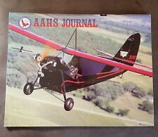 AAHS Journal American Aviation Historical Society Summer 2007, Vol 52-2