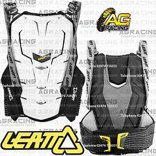 Leatt Adult White Back Protector Adventure Protection Small Medium Motocross Qua