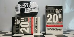 """2 Bell 20""""  Bicycle Inner Tubes for Banana Seat Old School GT BMX Muscle Bike"""