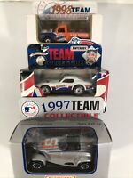 Matchbox Lot Of 3 Vintage MLB San Diego Padres Collectible 1992, '97, And '98
