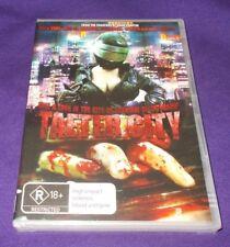 TATER CITY DVD REGION 4 NEW & SEALED