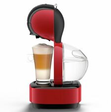 Breville Nescafe Dolce Gusto Lumio Capsule Coffee Tea Cold Machine Maker Red