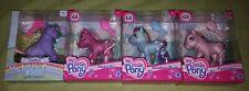 My Little Pony MLP G3 Rainbow Dash Pinkie Pie Fluttershy Seashell Figure Toy Lot