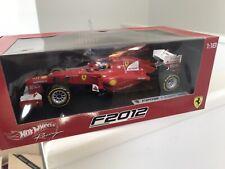 Coche F1 Ferrari Escala 1/18 F2012 FA