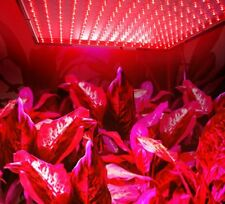 HQRP 450 LED (2x225) Grow Light Panel Spectrum Hydroponic Plant Lamp Red